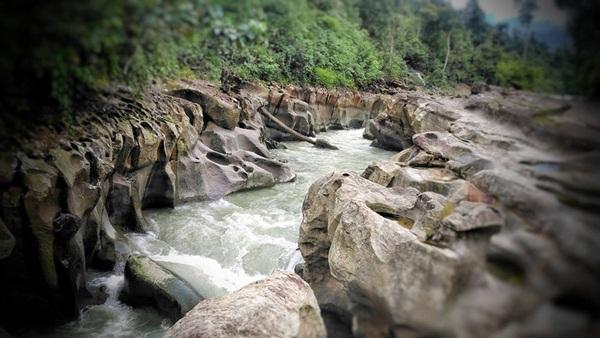 Grand Canyon Aceh Tamiang Kuala Paret